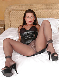 Congratulate, Tranny pantyhose fucking pictures gallery