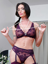 lingerie Trannies in
